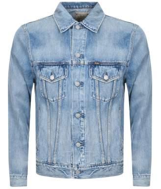 Ralph Lauren Icon Trucker Denim Jacket Blue