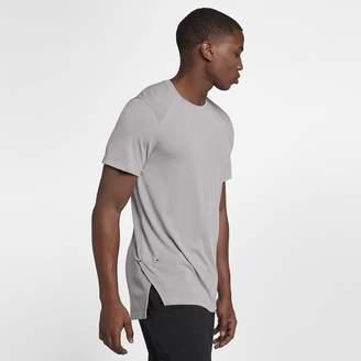 Nike Breathe Elite Men's Short Sleeve Basketball Top