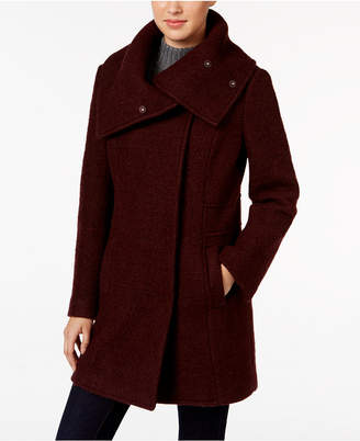 Cole Haan Textured Walker Coat