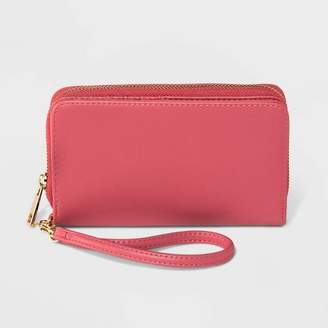 A New Day Zip Closure Wristlet