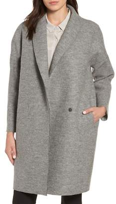 Sosken Emma Boiled Wool Coat