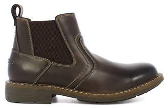 Florsheim Studio Gore Leather Chelsea Boot (Toddler, Little Kid, & Big Kid)
