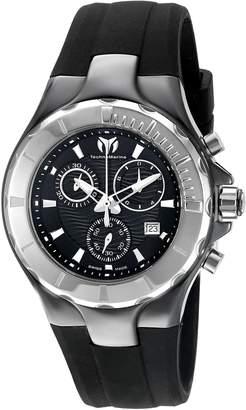 Technomarine Women's TM-110028 Cruise Ceramic Analog Display Swiss Quartz Watch