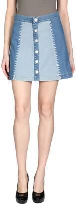 House of Holland Denim skirts