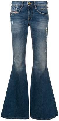 Diesel bootcut flared jeans
