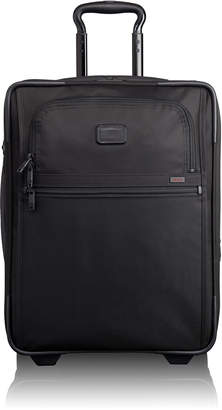 Tumi Alpha 2 Black International Expandable Two-Wheeled Carry-On Luggage