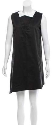 Gianfranco Ferre Sleeveless Mini Dress