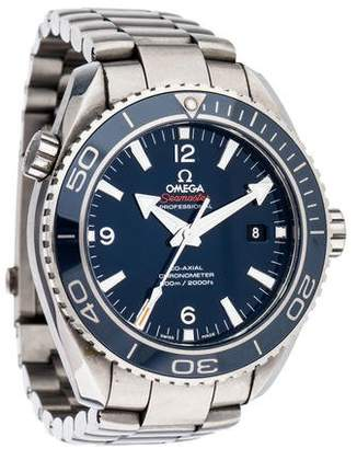Omega Seamaster Planet Ocean 600 M Co-Axial Watch