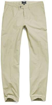 Todd Snyder Hudson Tab Front Chino in Light Olive