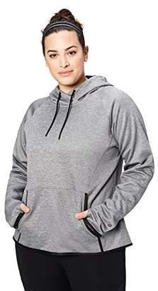 Core 10 Women's Chill Out Fleece Plus Size Hoodie (XS-XL