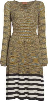 Missoni Ikat Graphic Dress