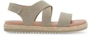Me Too Rave Suede Platform Sandals