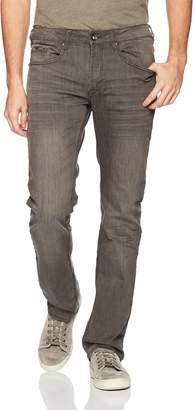 Buffalo David Bitton Men's Evan Slimmer Fit Straight Leg Jean