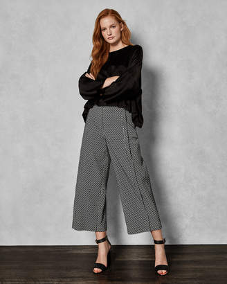 Ted Baker KIMILLA Cropped ruched top