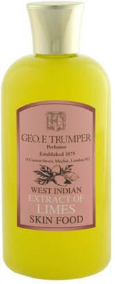 Geo F. Trumper Travel Limes Skin Food 200ml