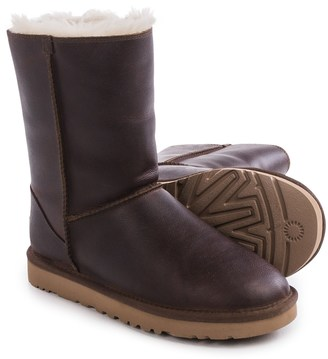 UGG® Australia Classic Short-Zip Boots (For Women) $119.99 thestylecure.com