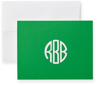 Set of 20 Folded Enclosure Cards