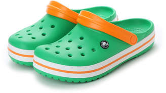 Crocs (クロックス) - クロックス crocs クロッグサンダル Crocband 11016-3R4 ミフト mift