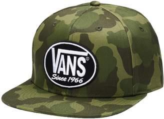 Vans Men's Logo Cap