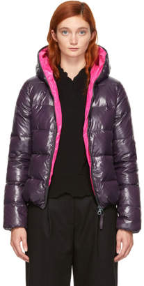 Duvetica Purple Down Thia Jacket