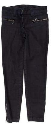 Gucci Low-Rise Skinny Jeans