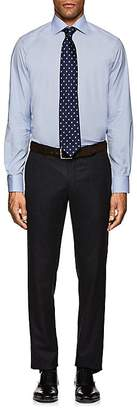 Eton MEN'S PLAID COTTON DRESS SHIRT