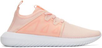adidas Originals Pink Tubular Viral 2 Sneakers $100 thestylecure.com