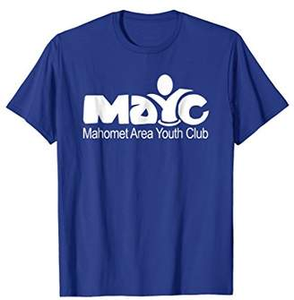 Mahomet Area Youth Club Forrest Bank T Shirt