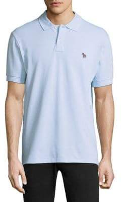 Paul Smith Short Sleeve Cotton Polo