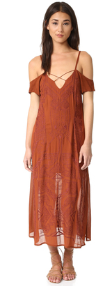 Cleobella Paris Midi Dress $298 thestylecure.com