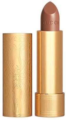 Gucci 104 Penny Beige Rouge a Levres Satin Lipstick