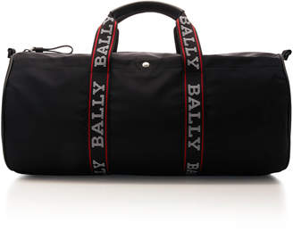 Bally Logo Duffle Bag