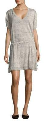 Zadig & Voltaire Heathered Linen Dress