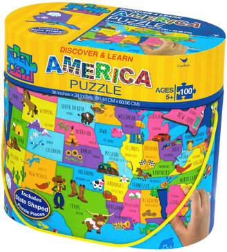 Stephen Joseph 100-Piece America Floor Puzzle