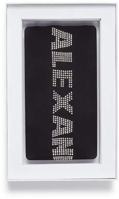 Alexander Wang Logo embellished tights