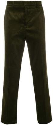 Golden Goose corduroy straight-leg trousers