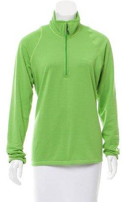 Patagonia Half-Zip Pullover Sweatshirt $80 thestylecure.com