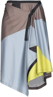 Issey Miyake Knee length skirts