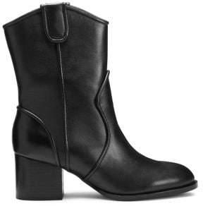 Aerosoles Movie Script Mid-Calf Leather Boots