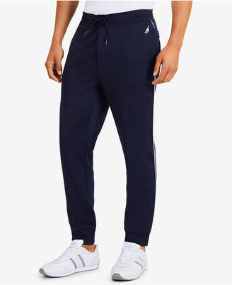 Nautica Men's Piped Track Pants
