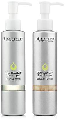 Juice Beauty STEM CELLULAR Double Cleanse Duo