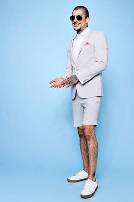 BoohooMAN Plain Skinny Fit Short
