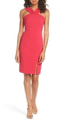 Adelyn Rae Wanda Sleeveless Sheath Dress