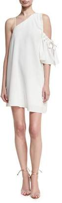 Cinq à Sept Gemini Asymmetric Shift Dress