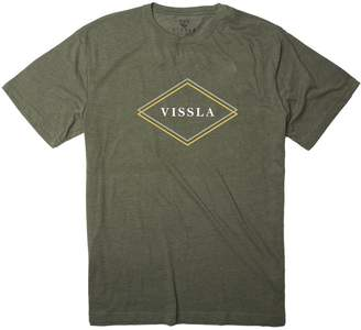 VISSLA Stacked Short-Sleeve T-Shirt - Men's