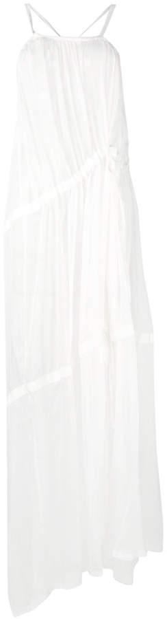 Ann Demeulemeester maxi dress
