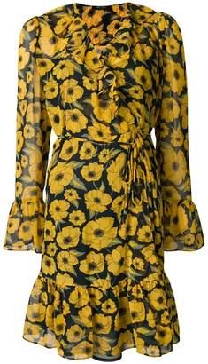 Twin-Set floral print dress