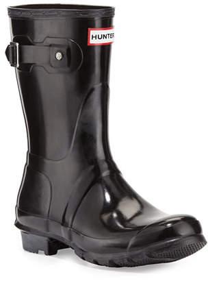 Hunter Original Short Gloss Boot