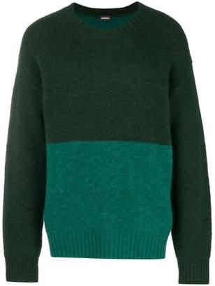 Diesel wool jumper
