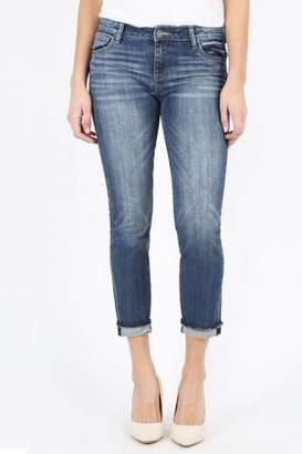 KUT from the Kloth Uma Boyfriend Jeans